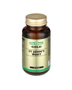 Dis-Chem St Johns Wort 60's Gold