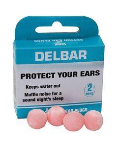 Earplugs Wax 2's Delbar
