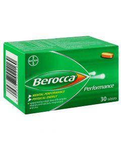 Berocca Film Coated 30 Tablets