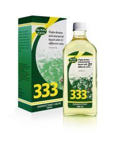 3cp / 333 Liquid Disinfectant 100ml