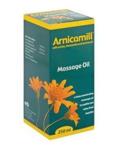 Arnicamill Massage Oil 250ml