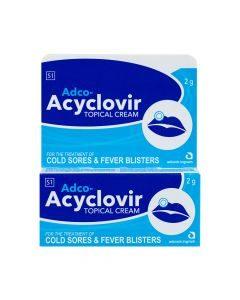 Adco Acyclovir 2gm S