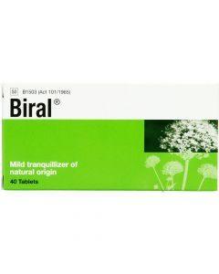 Biral 40 Tablets