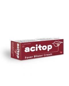 Acitop Fever Blister Cream 2g