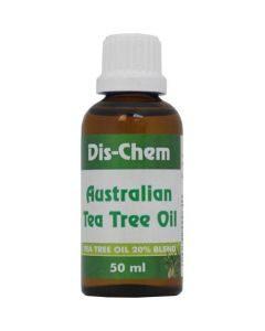 Dis-Chem Tea Tree 20% 50ml