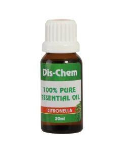 Dis-Chem Citronella Oil 20ml