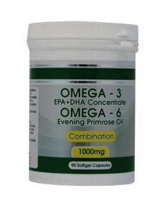 Dis-Chem Evening Primrose Oil And Fish Oil Combo 90's