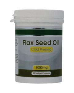 Dis-Chem Flax Seed Oil 1000mg 90 Capsules