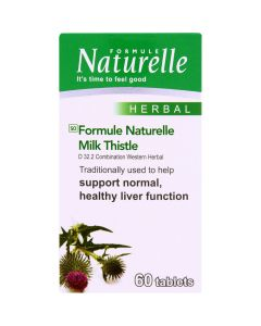 Formula Naturelle Milk Thistle 60's