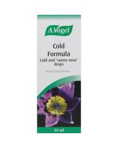 A. Vogel Cold Formula 30ml