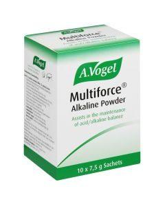 A. Vogel Multiforce Alkaline 10x7.5g Sachets