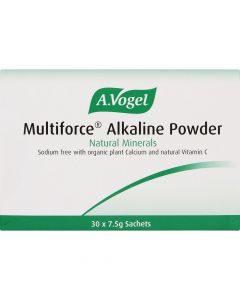 A. Vogel Multiforce Alkaline Powder 30 X 7,5g Sachets