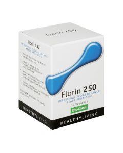 Healthy Living Florin Caps 10's