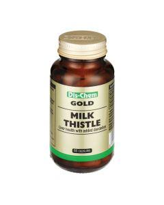 Dis-Chem Gold Milk Thistle 60 Caps