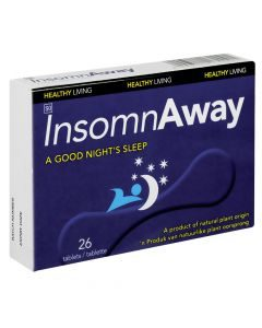 Healthy Living Insomnaway 26 Tablets