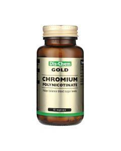 Dis-Chem Gold Chromium Polynicotinate 60 Caps