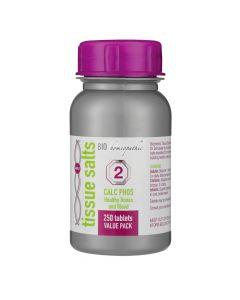 Dis-Chem Tissue Salt Calc Phos 250 Tablets No.2