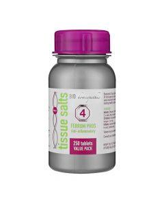 Dis-Chem Tissue Salt Ferrum Phos 250 Tablets No.4