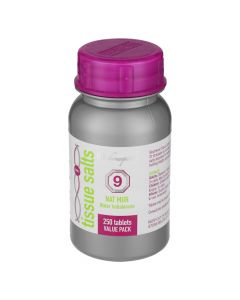 Bio Homeopathic T/s Nat Mur 250 Tabs 9