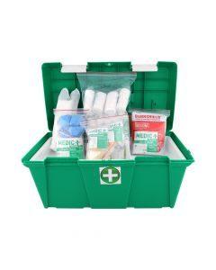 Dis-Chem Medic First Aid Box Fold Open