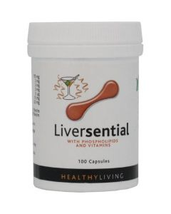 Healthy Living Liversential 100 Caps