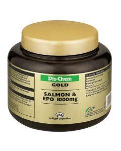 Gold Salmon + Epo 365 Caps