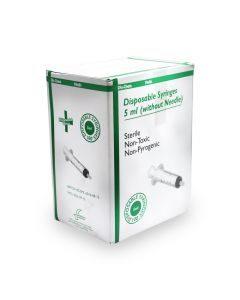 Medic Syringe 5ml No Needle