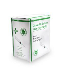 Medic Syringe 10ml + Needle