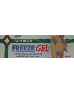 Freeze Soothing Gel Muscle & Jointment 100ml