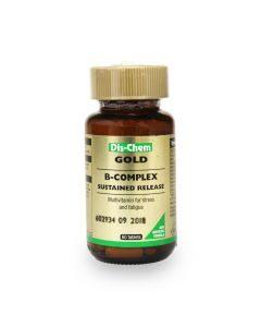 Dis-Chem Gold B Complex Max 60 Tablets