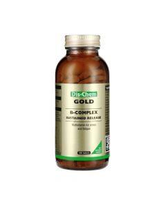 Dis-Chem Gold B Complex Max Strength 180 Tablets
