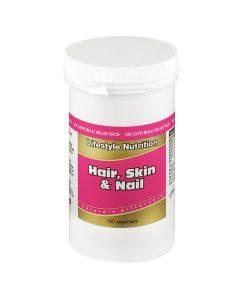 Lifestyle Nutrition Hair, Skin & Nails 180 Caps