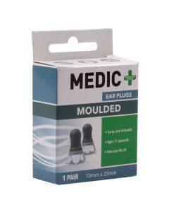 Medic Earplugs Silicone Soft 1 Pair