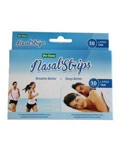 Nasal Strips 10's Large