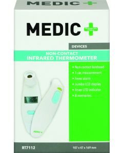 Medic Thermometer Infrared Forehead