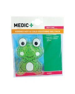 Medic Hot & Cold Soothing Gel Pack For Kids Frog