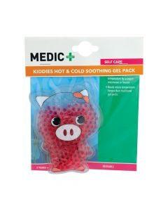 Medic Hot Or Cold Kids Gel Pack Pig
