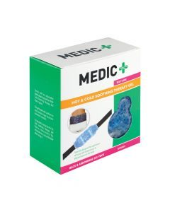 Medic Hot Or Cold Soothing Gel Pack For Back & Abdominal