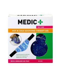 Medic Hot Or Cold Soothing Gel Pack For Neck & Shoulder