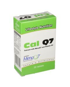 Lifestyle Nutrition Cal Q7 Tablets 30's