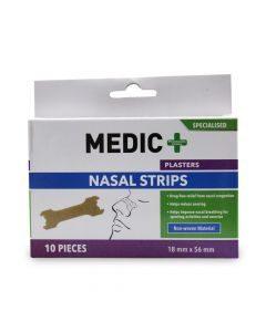 Medic Nasal Strips 10pcs
