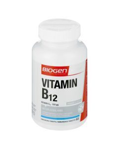 Biogen Vitamin B12 60's