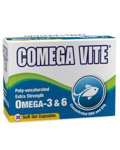 Inova Comega Vite Omega 3 & 6 Extra Strength 30 Caps