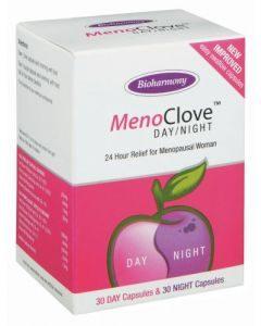 Bioharmony Menoclove Day/ Night 60 Capsules