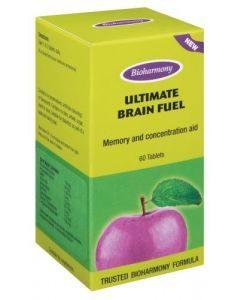 Bioharmony Ultimate Brain Fuel 60 Tablets