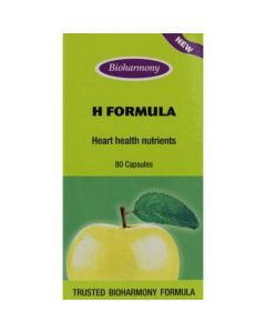 Bioharmony H Formula 80's