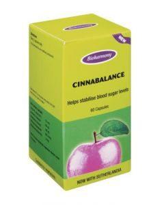 Bioharmony Cinnabalance 60 Capsules