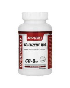 Biogen Coenzyme Q10 60 Capsules