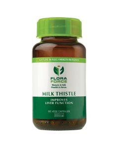 Flora Force Milk Thistle 60 Caps