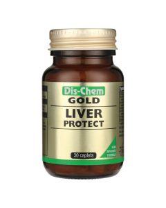 Dis-Chem Gold Liver Protect 30 Caps